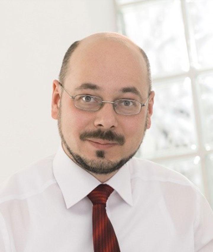 Herr Evgeny Shevtsov